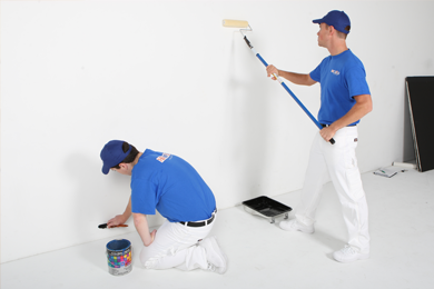 Tips om je muur op de juiste manier te verven