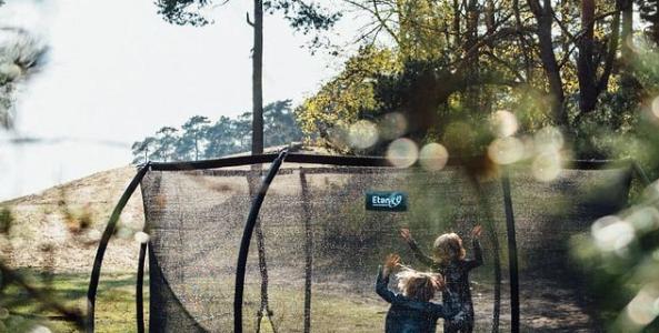 Welke vorm trampoline is beter?